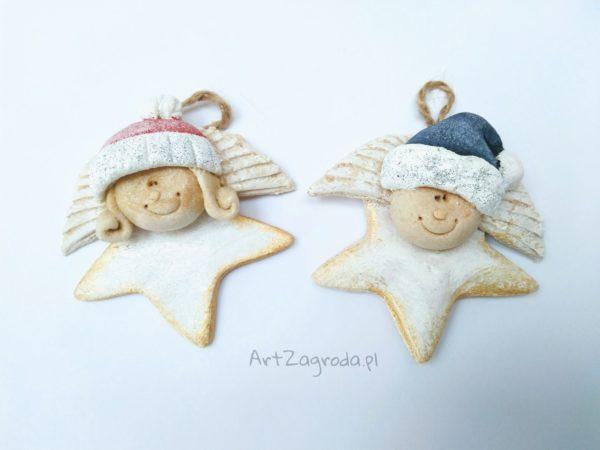 Aniołki gwiazdki