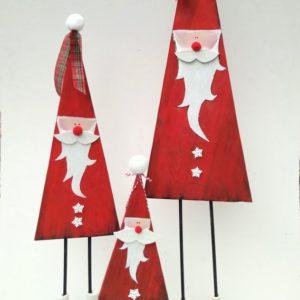 Mikołaj trójkąt