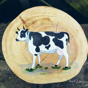 Podkładka pod talerz Krowa