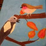 Malowanie na różnych materiałach (szkło, drewno, przedmioty betonowe) - ArtZagroda